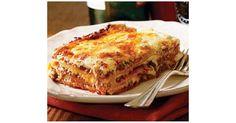 Lasagnes, une recette de la catégorie Plat principal - divers. Plus de recette Thermomix® www.espace-recettes.fr