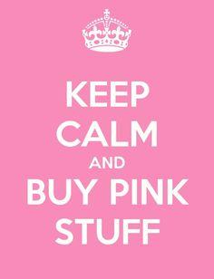 pink stuff | Tumblr | PINK! and GLITTER! <3