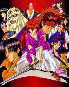Samurai X (Rurouni Kenshin).