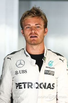 Nico Rosberg, Mercedes AMG Photo by XPB Images on September 2016 at Malaysian GP. Alain Prost, Grand Prix, Dream Dates, Nico Rosberg, Sports Celebrities, F1 Season, Benz S, Motorcycle Design, Motor Sport