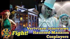 Vertvixen interviews Haunted Mansion Cosplayer's