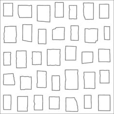 "Geotzzo Squares Field Decorative Honed 15-3/4"" x 15-3/4"" x 3/8"" Terraz 