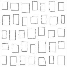 "Geotzzo Squares Field Decorative Honed 15-3/4"" x 15-3/4"" x 3/8"" Terraz | Artistic Tile"