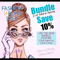 💰BUNDLE & SAVE 10% Off 2 or More Items BUNDLE 2 or More Items & Get 10 % off your entire order. Discount will be applied in your shopping cart. Contact me for any questions. @DevineLife. ⌛️ Hurry, Offer for a Limited Time Only! Thank you for visiting my closet. Other