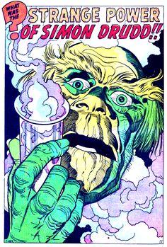 'Tales to Astonish', Jack Kirby