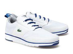 Sneakers L.IGHT Lacoste en toile technique