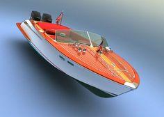 29classic speedboat