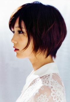 20 Charming Short Asian Hairstyles for 2018 in 2018   face ...