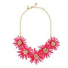 Field Day Statement Necklace