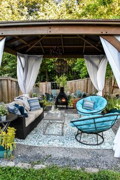 Outdoor Living Room Reveal! - Jessica Welling Interiors