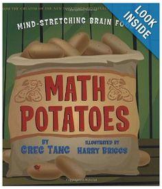 Mentor Text: Math Potatoes