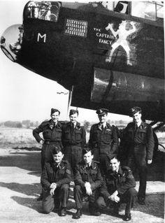 Air Force Aircraft, Ww2 Aircraft, Military Aircraft, Lancaster Bomber, Aircraft Photos, Lany, Royal Air Force, Nose Art, World War Two