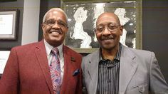 Russell Thompkins Jr and Raymond Johnson Photo Credit: Phyllis Thomas   Russell Thompkins Jr and ...