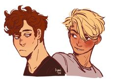 Anonymous said: what if Neil and Andrew swapped hair colours like imagine blonde Neil and Andrew with a mop of auburn curls. I'm dying squirtle Character Concept, Character Art, Character Design, Book Characters, Cute Art, Art Inspo, Art Reference, Character Inspiration, Art Drawings