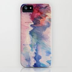 Somewhere Over the Rainbow iPhone & iPod Case by Jenny Vorwaller - $35.00