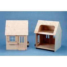$12 tiny dollhouse kit