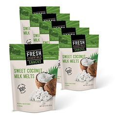 [gallery] Get out your sunscreen and beach towel, because these delicious Sweet Coconut Milk Melts will transport you away to the tropics with every bite! Packaging Snack, Pouch Packaging, Food Packaging Design, Packaging Design Inspiration, Best Emergency Food, Emergency Food Storage, Dry Coconut, Coconut Milk, 6 Pack