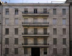 CASA SISSA (1934-36) _ Gio Ponti, Milano