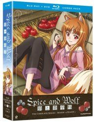 Spice And Wolf: Complete Series (Blu-ray + DVD) (Widescreen) Spice And Wolf, Black Friday Toy Deals, Japanese Animated Movies, Akagami No, Snow White With The Red Hair, The Royal Tenenbaums, Anime Dvd, Anime Watch, Blu Ray Movies