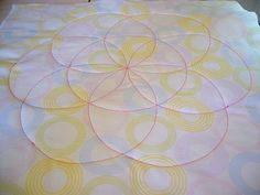 a thread from the edge: Spirograph Sewing