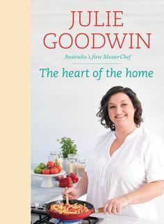 Masterchef is weer begonnen in NL. Zelf recepten maken het kookboek van Julie Goodwin is een inspiratie.