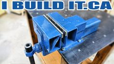A more tightly edited remake of the original three longer videos with added narration. More details and a free SketchUp plan for the vise: http://www.ibuildi...