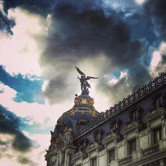 'Into the storm' #DeMadridAlCielo #Madrid #igersMadrid #snapseed   Flickr: Intercambio de fotos