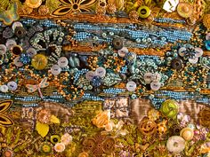 Art Quilts Landscapes | You can see more of my art work on my web site at www.fiberfantasies ...