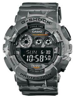 CASIO G-SHOCK | GD-120CM-8ER