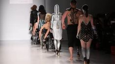 Using the face and body of a disabled person to sell a product designed without their input is precisely the issue. Fashion Line, Love Fashion, Fashion Show, Disability News, Fashionable Canes, Only Clothing, Just Beauty, Graphic Design Trends, Friend Outfits