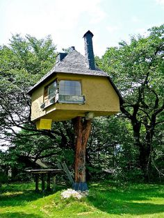 Japanese tea house! by Terunobu Fujimori