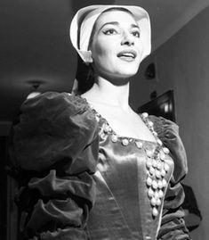 Maria Callas - Anna Bolena - 1957-1958