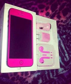 Guys check out my new iPhone case Hot Pink, Pink Love, Ipod Cases, Cute Phone Cases, Pink Iphone, New Iphone, Iphone Case, Accessoires Iphone, Everything Pink
