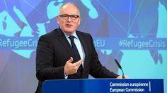 """Parlamentarii europeni au dezbătut în plen despre situatia din România, a statului de drept si a justitiei. Toti românii merită să trăiască într-o tară fără coruptie!"""",  a declarat prim-vicepresedintele Comisiei Europene, Frans Timmermans"""