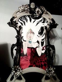 "arts of hearts: ""Lady Magic"""