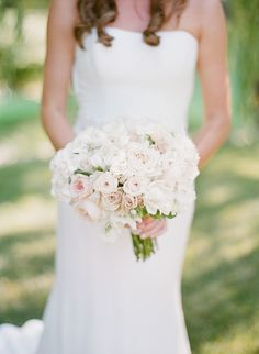 Wedding Bouquets :     Picture    Description  Timelessly Pretty Pale Pink Bouquet: Photography: Silvana Di Franco Photography – silvanadifranco.com    - #Bouquets https://weddinglande.com/accessories/bouquets/wedding-bouquets-timelessly-pretty-pale-pink-bouquet-photography-silvana-di-franco-photography/