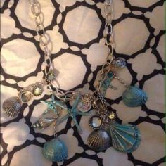 Sea necklace Never worn. Great condition. Jewelry Necklaces