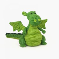 Yoki the Dragon - Amigurumipatterns.net