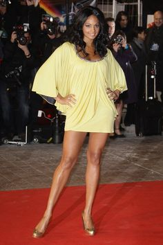 Alesha Dixon Photos - Singer Alesha Dixon attends the NRJ Music Awards 2009 held at the Palais des Festivals on January 2009 in Cannes, France. (Photo by Francois Durand/Getty Images) * Local Caption * Alesha Dixon - NRJ Music Awards 2009 Beautiful Legs, Beautiful Black Women, Alisha Dixon, Micro Skirt, Palais Des Festivals, Seductive Women, Tv Presenters, Nice Legs, Swagg