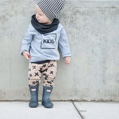 KIDS sweatshirt | young one apparel