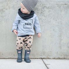KIDS sweatshirt | young one apparel