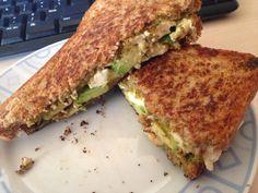 She Likes Bento: FoodBlogSwap: Green Toastie