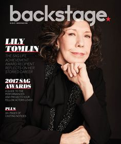 As the 2017 recipient of the SAG Lifetime Achievement Award, the remarkable performer and comedian looks back on a career worth idolizing.
