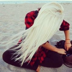 This hair shall be mine... SOON!! It's almost (or about) that long and I'm working on getting it that light. Can't wait! ;) #hair #longhair #longhairdontcare #platinumhair #whitehair #bleachedhair #googleimage