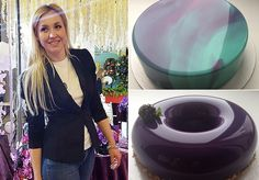 Olga Noskova's cakes on Instagram will completely mesmerize you. See the delicious creations here!