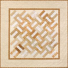 I love this woven style. The white or light colored center stripes being uniform is really pleasing to my eye. Golden Anniversary Gifts, Pearl Anniversary, Happy Anniversary Wishes, 50th Wedding Anniversary, Anniversary Ideas, Quilting Projects, Quilting Designs, Pattern Blocks, Quilt Patterns
