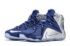 "Is This The Nike LeBron 12 ""Cowboys""? - SneakerNews.com"