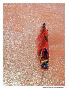 Viet Nam, Mekong river