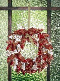 Creative ideas for you: DIY Paper Wreath