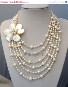ON SALE 2013 new pearl necklace,beadwork necklace,Beaded Jewelry,bib necklace,statement necklace,pendant necklace with chain
